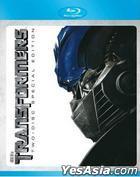Transformers (2007) (Blu-ray) (2-Disc Special Edition) (Hong Kong Version)