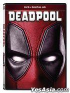 Deadpool (2016) (DVD + Digital HD) (US Version)