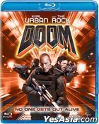 Doom (Blu-ray) (Hong Kong Version)
