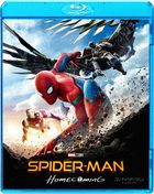 Spider-Man: Homecoming (Blu-ray & DVD) (Japan Version)