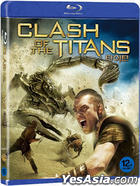 Clash Of The Titans (Blu-ray) (Korea Version)