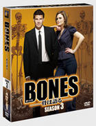 Bones (Season 3) Seasons Compact Box (DVD) (Japan Version)