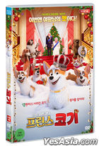The Queen's Corgi (DVD) (Korea Version)