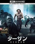 The Legend of Tarzan (4K Ultra HD + 2D Blu-ray) (Japan Version)