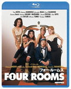 Four Rooms (Blu-ray)(Japan Version)
