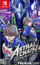 ASTRAL CHAIN (Normal Edition) (Japan Version)