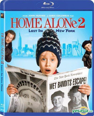 Yesasia Home Alone 2 Lost In New York 1992 Blu Ray Hong Kong Version Blu Ray Macaulay Culkin Chris Columbus Deltamac Hk Western World Movies Videos Free Shipping