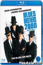 The Blues Brothers 2000 (Blu-ray) (Korea Version)