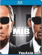 Men In Black (1997) (Blu-ray) (Hong Kong Version)