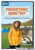 Prehistoric Road Trip (DVD) (PBS TV Program) (US Version)
