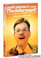 The Informant (DVD) (Korea Version)