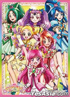 Character Sleeve : Precure All Stars Spring Carnival Yes! Precure 5 Go Go (EN-036)