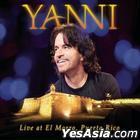 Yanni - Live At El Morro, Puerto Rico (Deluxe Limited Version) (CD+DVD) (Korea Version)