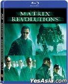 The Matrix Revolutions (Blu-ray) (Hong Kong Version)