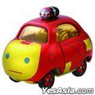 TsumTsum Tomica : Marvel Iron Man Tsum Top