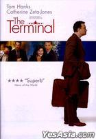 The Terminal (2004) (DVD) (Hong Kong Version)