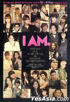 I AM: SMTOWN LIVE WORLD TOUR in Madison Square Garden (2012) (DVD) (US Version)