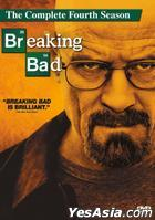 Breaking Bad (DVD) (The Complete Fourth Season) (Hong Kong Version)