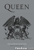 Queen - The Platinum Collection (3CD) (Korea Magazine Edition) (Korea Version)