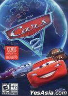 Disney Pixar Cars 2 (英文版) (DVD 版)