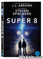 Super 8 (DVD) (Korea Version)