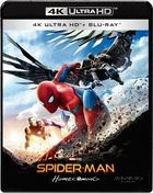 Spider-Man: Homecoming (4K Ultra HD + Blu-ray) (Japan Version)