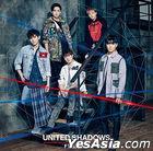 UNITED SHADOWS [TYPE B] (ALBUM+DVD) (First Press Limited Edition) (Taiwan Version)