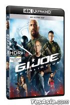 G.I. Joe 2: Retaliation (2013) (4K Ultra HD Blu-ray) (Hong Kong Version)