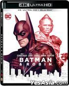Batman & Robin (1997) (4K Ultra HD + Blu-ray) (Hong Kong Version)