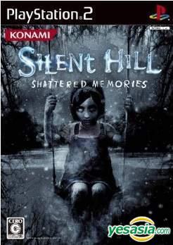 Yesasia Silent Hill Shattered Memories Japan Version Konami