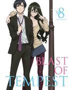 Zetsuen no Tempest 8 (Blu-ray+CD) (First Press Limited Edition)(Japan Version)