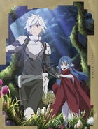 Is It Wrong to Try to Pick Up Girls in a Dungeon? III Vol.1 (Blu-ray) (Japan Version)