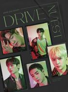 DRIVE [TYPE B] (ALBUM + DVD) (First Press Limited Edition) (Japan Version)