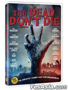 The Dead Don't Die (DVD) (Korea Version)