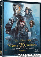 Pirates of the Caribbean: Dead Men Tell No Tales (Blu-ray) (Korea Version)