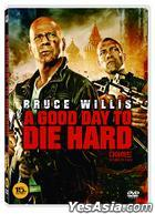 A Good Day To Die Hard (2013) (DVD) (Korea Version)