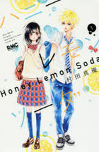 Honey Lemon Soda 1