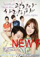 It's Okay, That's Love (DVD) (Ep. 1-16) (End) (English Subtitled) (SBS TV Drama) (Malaysia Version)