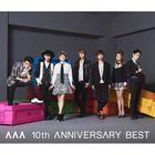 AAA 10th ANNIVERSARY BEST (2CD)(日本版)