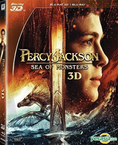 Yesasia Percy Jackson Sea Of Monsters 2013 Blu Ray 2 Disc Edition 2d 3d Hong Kong Version Blu Ray Logan Lerman Alexandra Daddario Deltamac Hk Western World Movies Videos Free Shipping