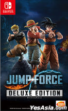 Jump Force Deluxe Edition (Asian Chinese Version)