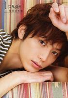 Kubota Hidetoshi 1st Photo Album -1 page