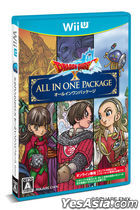 Dragon Quest X All in One Package (ver.1 + ver.2 + ver.3) (Wii U) (Japan Version)