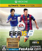 FIFA 15 Ultimate Team Edition (Japan Version)