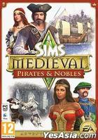 The Sims Medieval: Pirates & Nobles (Adventure Pack) (英文版) (DVD 版)