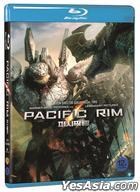 Pacific Rim (Striker Eureka) (Blu-ray) (2-Disc) (Korea Version)