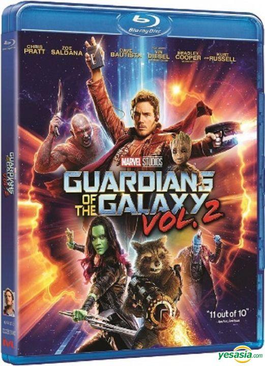 Yesasia Guardians Of The Galaxy Vol 2 2017 Blu Ray Hong Kong Version Blu Ray Chris Pratt Bradley Cooper Intercontinental Video Hk Western World Movies Videos Free Shipping
