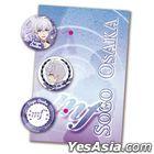 IDOLiSH7 - Small Badge Set (Sogo Osaka)