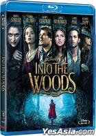 Into The Woods (2014) (Blu-ray) (Hong Kong Version)