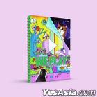 Weeekly Mini Album Vol. 3 - We play (Jump Version) + Poster in Tube (Jump Version)